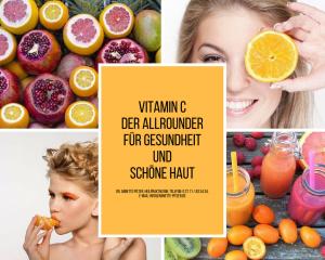 Vitamin C für die Haut