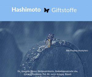 Hashimoto und Giftstoffbelastung