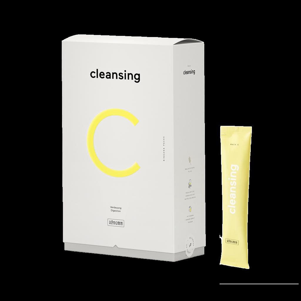 Leberdetox Ringana cleansing