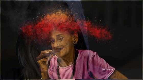 Rauchen tötet Gefühle
