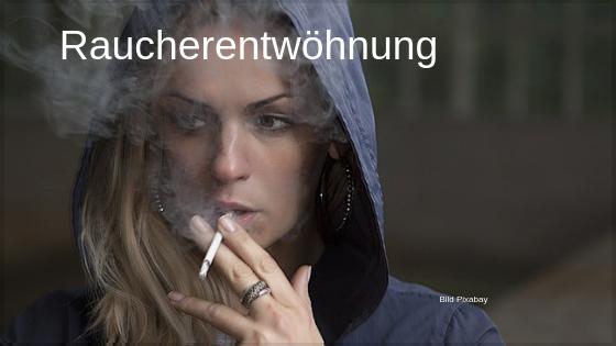 Raucherentwöhnung Nichtraucher werden Rauchfrei-Spritze Gesundheitsgeflüster