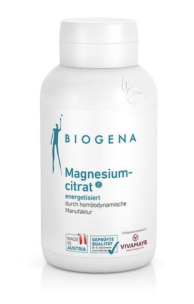Magnesiumcitrat energetisiert