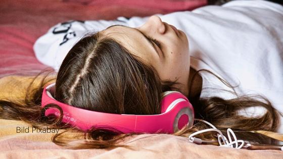Audioprogramm – Schnelle und Tiefe Entspannung