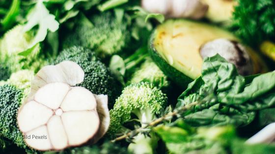 Gesunde Ernährung Gemüse