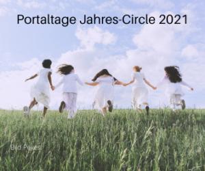 Portaltage Jahres-Circle 2021
