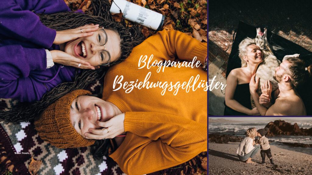 Blogparade Beziehungsgeflüster