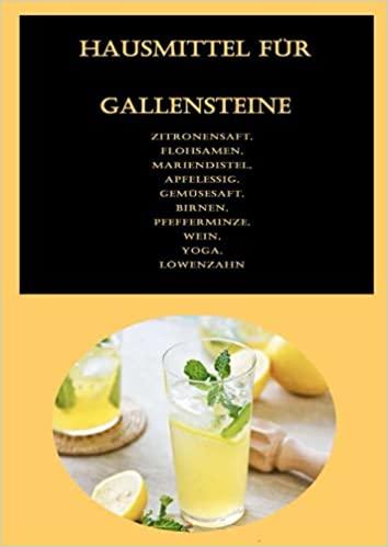 Hausmittel für Gallensteine Pfefferminze